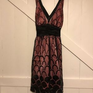Adriana Papell Boutique beaded dress